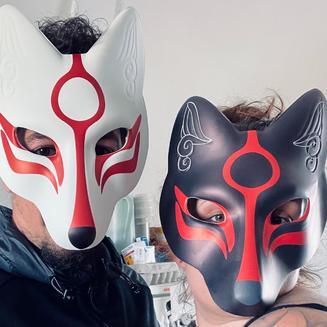 The_Masked_couple