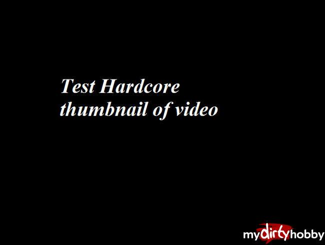 Video Thumbnail Test Video 1