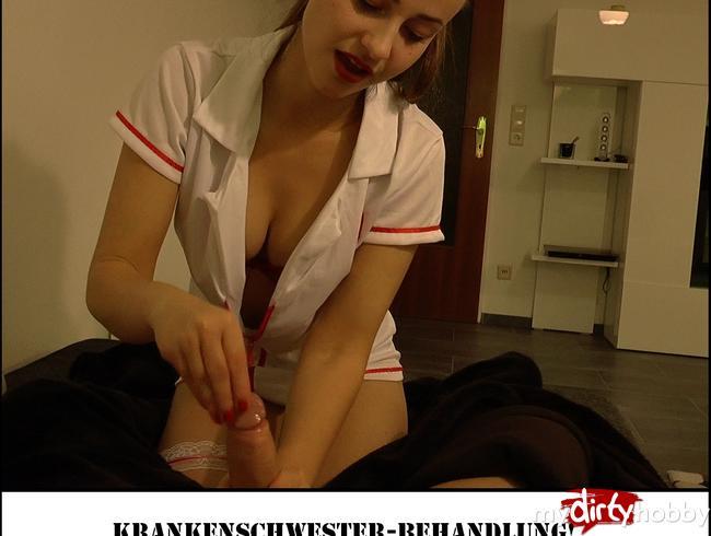 Video Thumbnail Krankenschwester-Behandlung!
