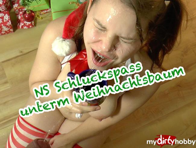 Video Thumbnail NS Schluckspaß unterm Weihnachtsbaum
