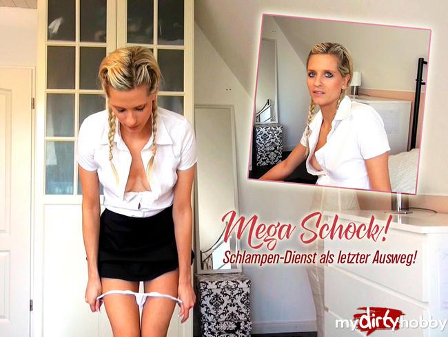 Video Thumbnail Mega Schock! Schlampen-Dienst als letzter Ausweg!