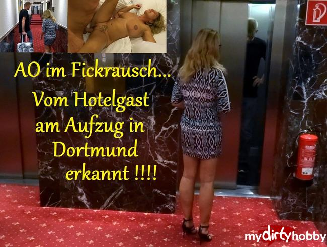 Video Thumbnail Spontan AO Hotelfick in Dortmund