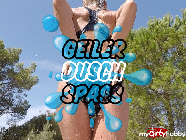 Video Thumbnail Geiler Dusch Spass