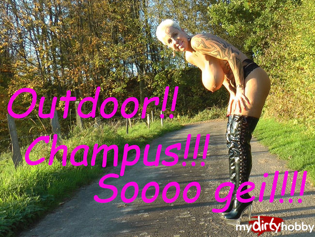 Video Thumbnail Outdoor - Champus - sooo spritzig.... ;-)