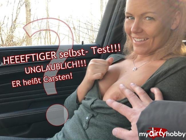 Bibixxx - HEEEFTIGER selbst- TEST!!! Unglaublich! Er hieß Carsten!