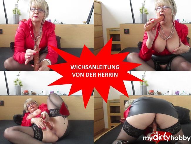 Video Thumbnail Wichsanleitung von der Herrin