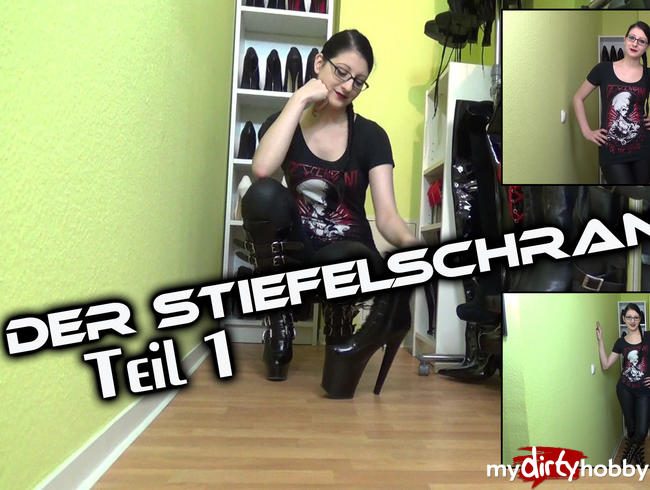 Video Thumbnail Der Stiefelschrank Teil 1 - The Boot cupboard 1