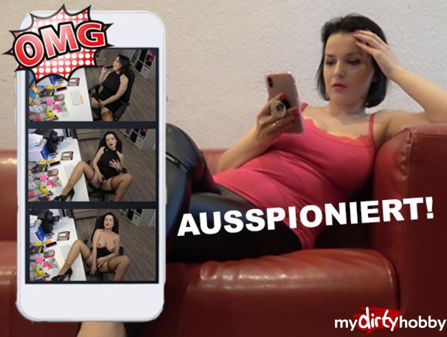 Video Thumbnail Ausspioniert!