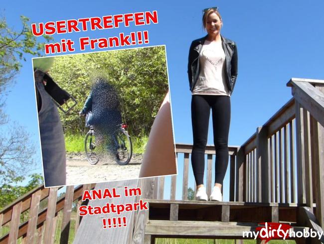 Video Thumbnail USERTREFFEN mit Frank!!! ANAL im Stadtpark!!!!!!!