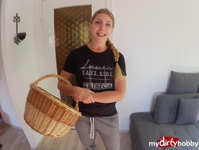 Video Thumbnail Mit TRIEFENDER SPERMAPUSSY zum Einkaufen