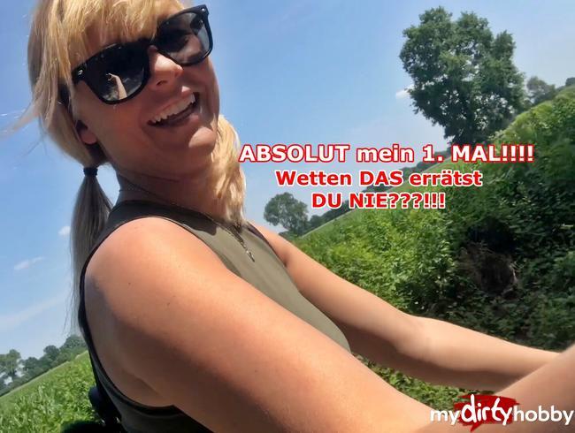 Video Thumbnail ABSOLUT mein 1. MAL!!!! Wetten DAS errätst DU NIE???!!!!