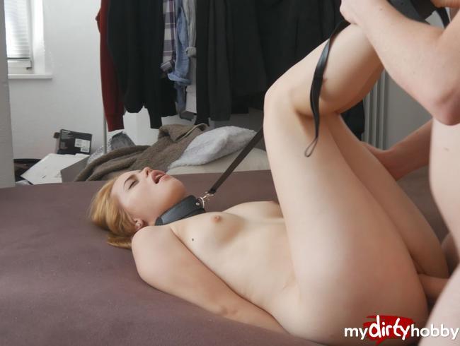 Video Thumbnail Erstes mal Bondage!