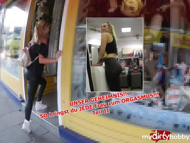 Video Thumbnail UNSER GEHEIMNIS!! SO bringst du JEDE Frau zum ORGASMUS!!! Teil II