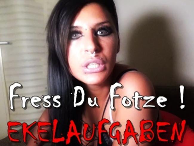 Video Thumbnail * * FRESS DU FOTZE - EKELAUFGABEN * *