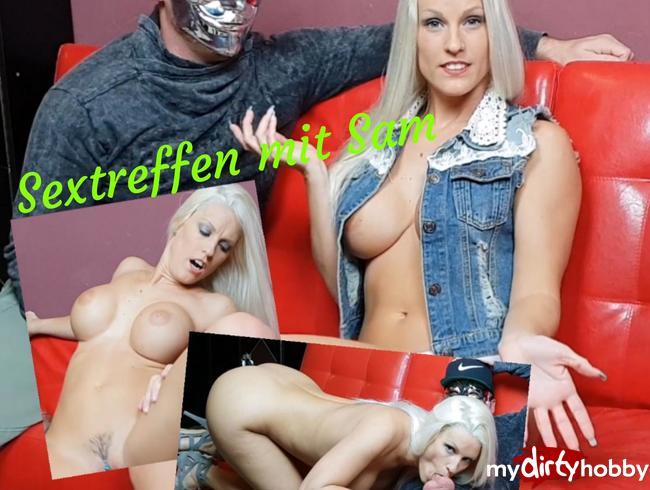 Video Thumbnail Sexfreffen mit Sam!!