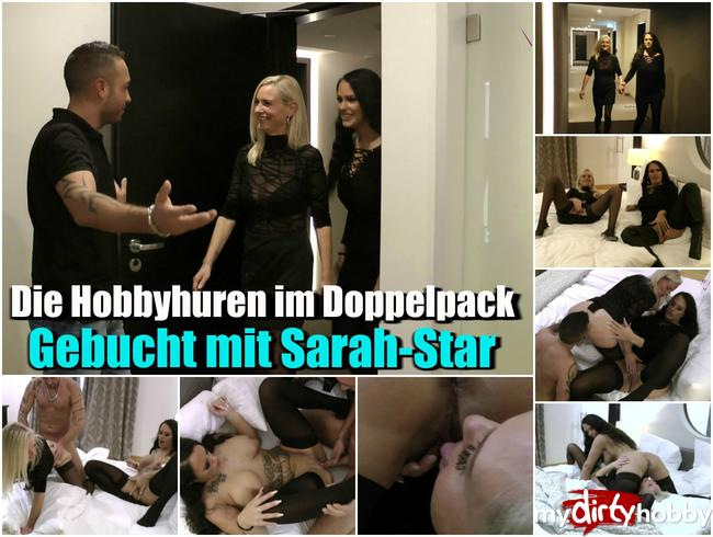 Video Thumbnail Die Hobbyhuren im Doppelpack I Gebucht mit Sarah-Star