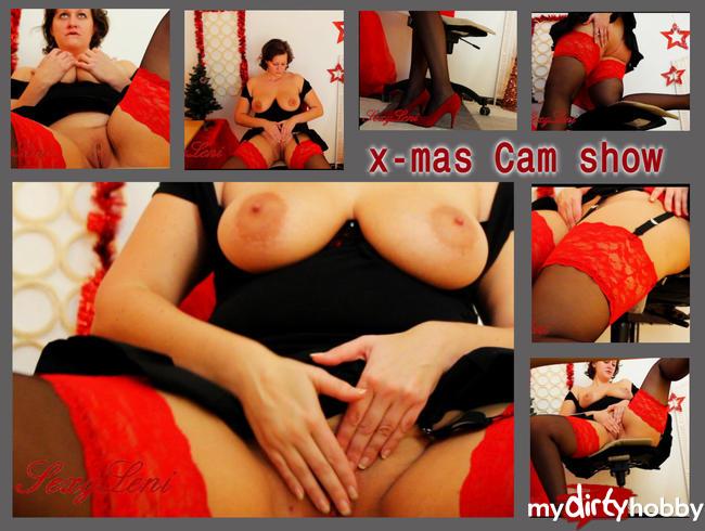 Video Thumbnail x-mas Cam Show
