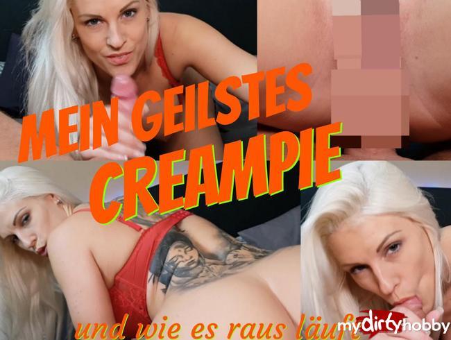 Video Thumbnail Mein geilstes CREAMPIE. Wie es läuft!!
