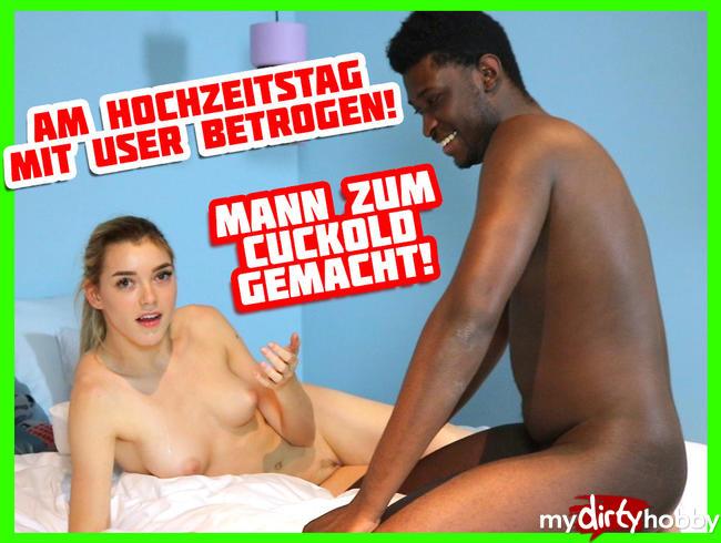 Video Thumbnail FREMDFICK AM HOCHZEITSTAG! Mann zum Cuckold gemacht | Anny Aurora