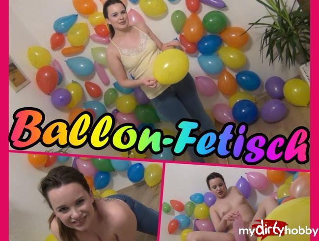 Video Thumbnail Luftballon Fetisch Deluxe