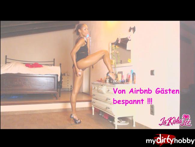 Video Thumbnail Von Airbnb Gästen bespannt