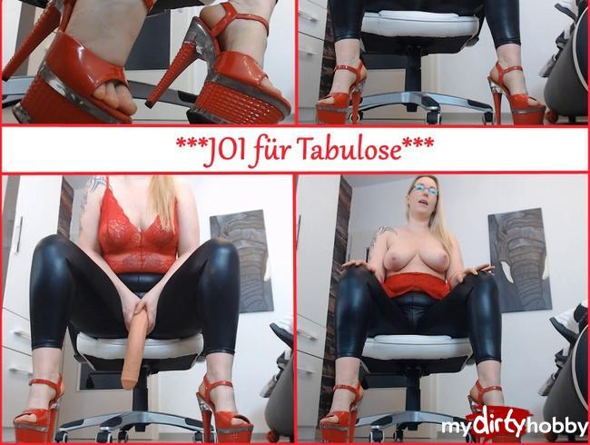 Video Thumbnail ***JOI für Tabulose***