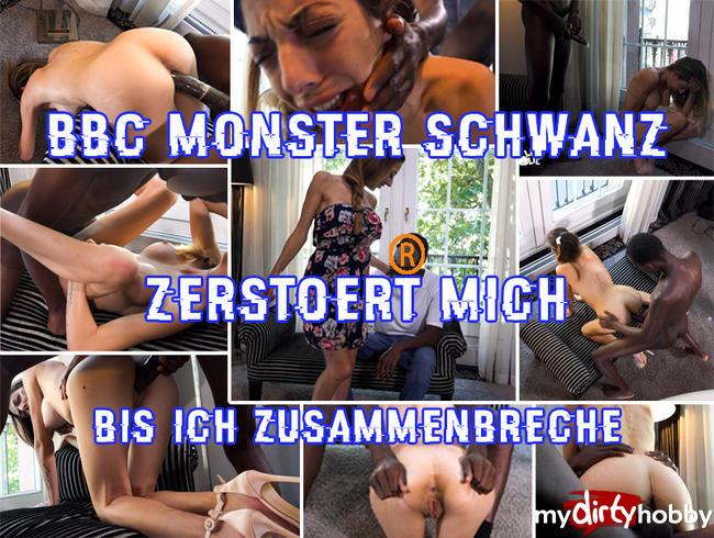 Video Thumbnail BBC Monster Schwanz zerstoert mich, bis ich ich zusammenbreche!!!