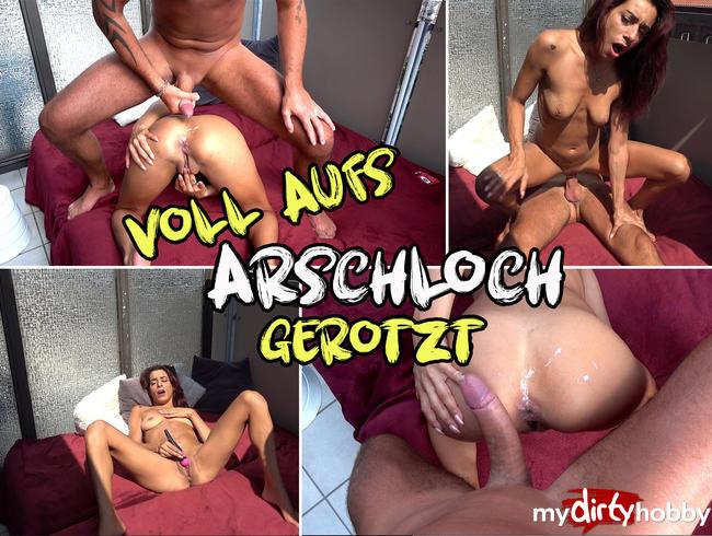 Andy-Star - VOLL AUFS ARSCHLOCH GEROTZT!!!