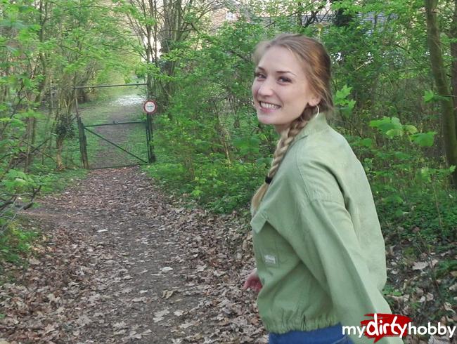 Fiona-Fuchs - Mein erstes Mal Outdoor!