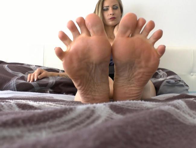 Video Thumbnail schöne Füße in POV