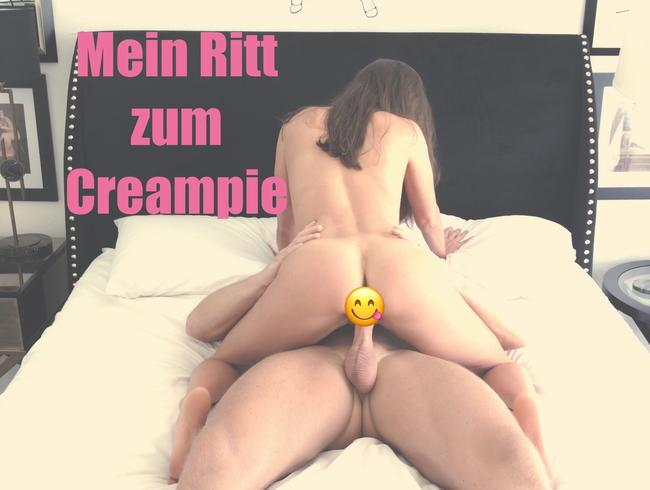 Video Thumbnail Mein Ritt zum Creampie :P