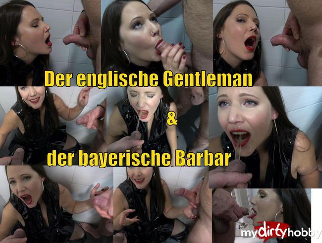 ViktoriaGoo - PISSE - Der englische Gentleman & das bayerische Barbar