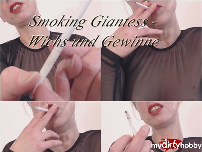 Video Thumbnail Smoke Giantess