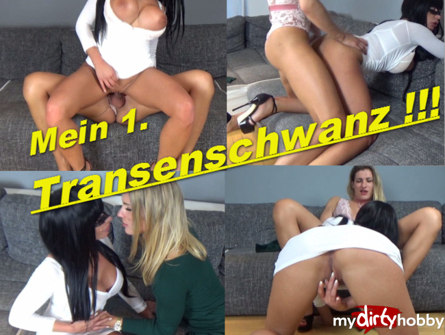 Video Thumbnail Mein 1. Transenschwanz !!!