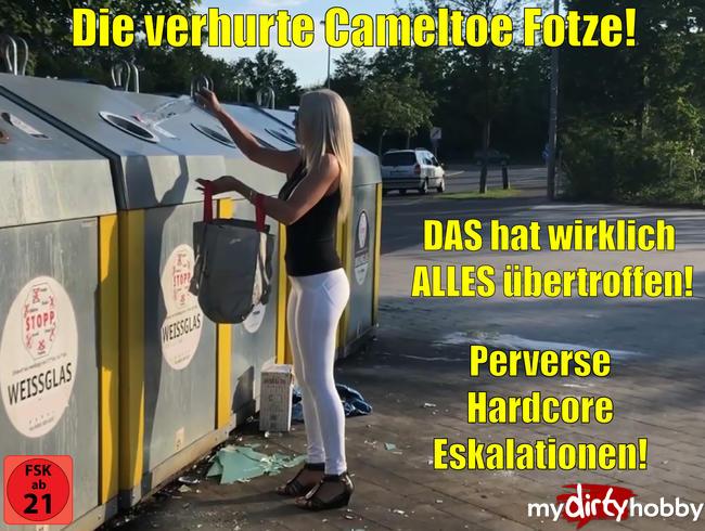 Daynia - Die verhurte Cameltoe-Fotze | DAS hat wirklich ALLES übertroffen! Perverse Hardcore Eskalationen!