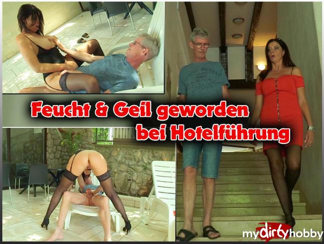 Video Thumbnail Nass und Geil bei Hotelführung