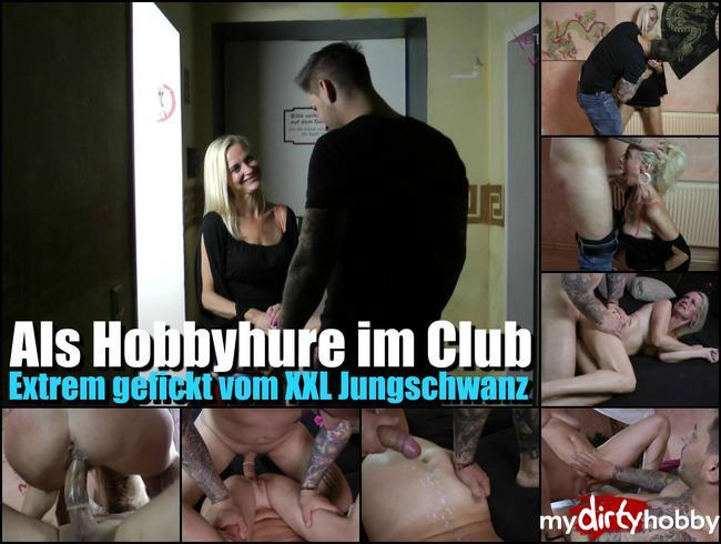 Video Thumbnail Die Hobbyhure im Club – Extrem gefickt vom XXL Jungschwanz
