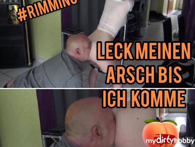 Video Thumbnail Leck meinen Arsch bis ich komme