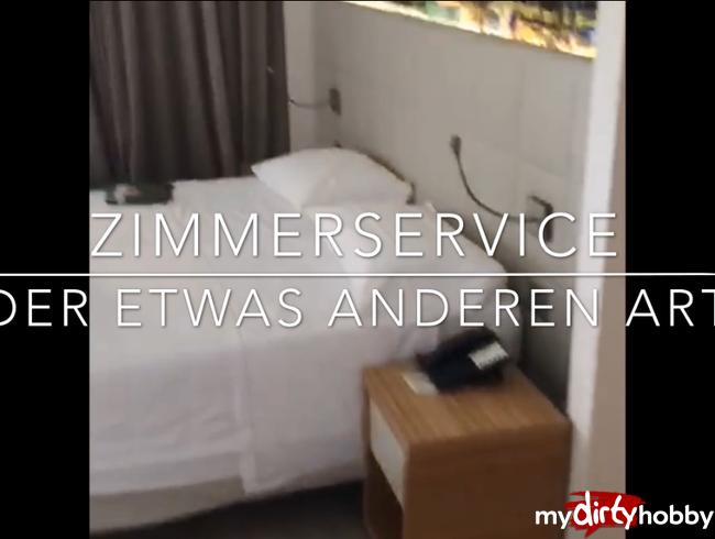 Video Thumbnail Zimmerservice der etwas anderen Art...