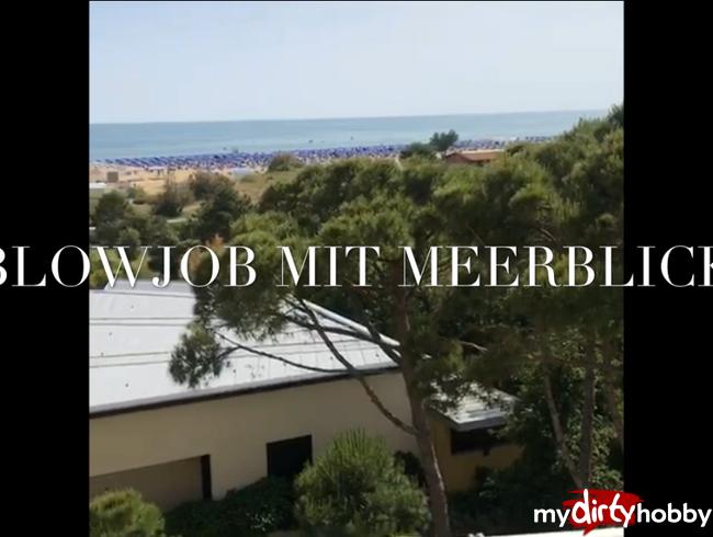 Video Thumbnail Blowjob mit Meerblick ...