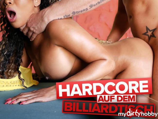 Video Thumbnail HART GEFICKT auf dem Billiardtisch!