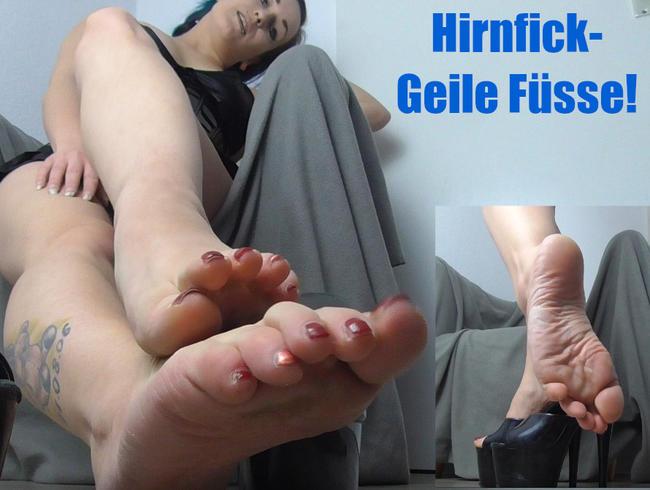 Video Thumbnail Hirnfick- Geile Füsse!