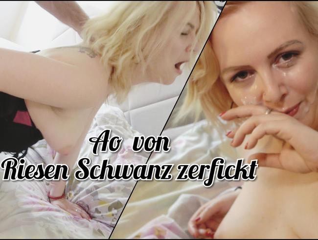 Video Thumbnail AO von Riesenschwanz Zerfickt 2te Entjungferung