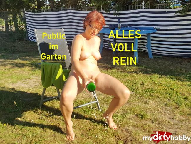 Popp-Sylvie - Sektflasche Extrem