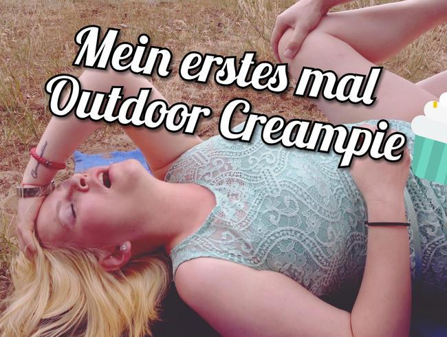 Video Thumbnail Mein Erstes mal Outdoor Creampie Zum Picknick