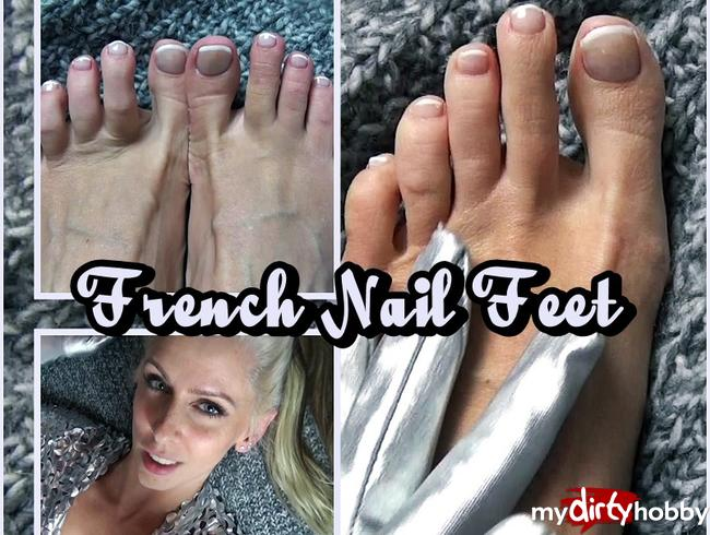 Video Thumbnail French Nails Feet