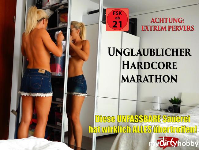 Video Thumbnail Perversester Hardcore Marathon Ever | Diese UNFASSBARE Sauerei hat wirklich ALLES übertroffen!