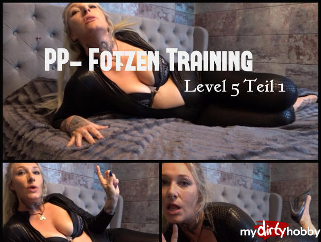 Video Thumbnail PP Fotzen Training Level 5 Part 1