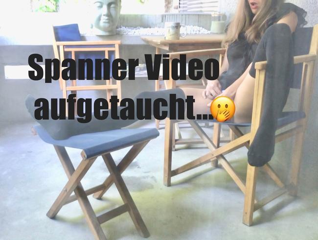 Video Thumbnail Spanner Video aufgetaucht...