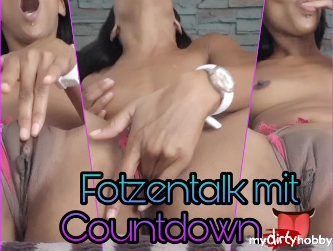 Video Thumbnail Fotzentalk mit Countdown ????